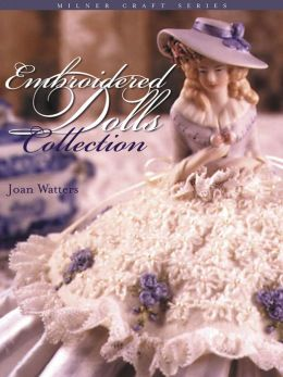 Embroidered Dolls Collection