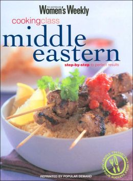 Cooking Class: MIddle Eastern