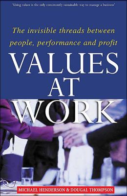Values at Work: The invisible threads between people, perfomance and profit