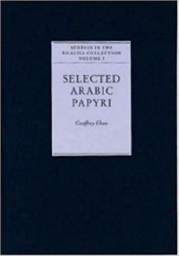Selected Arabic Papyri