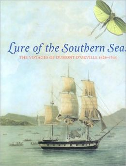 LURE OF THE SOUTHERN SEAS