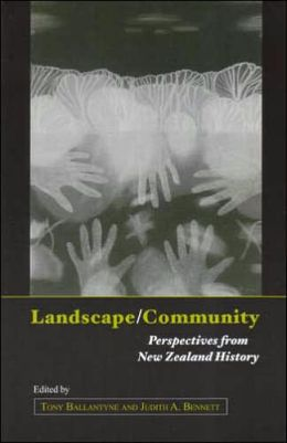 Landscape/Community: Perspectives from New Zealand History