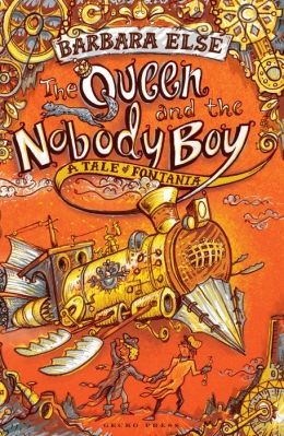 The Queen and the Nobody Boy: Hodie's Journey (in Five Parts All about Bad Choices)