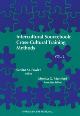 Intercultural Sourcebook: Cross-Cultural Training Methods