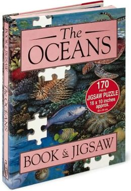 The Oceans with Book and Puzzle