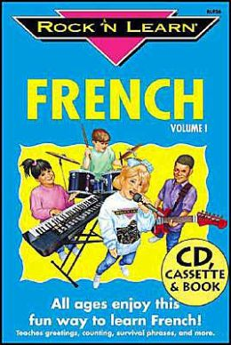 Rock 'n Learn French (1 Cassette)