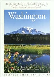 Compass Washington (Fodor's Compass American Guides) (1998)