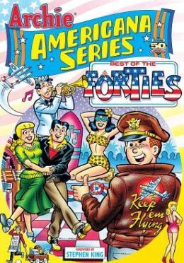 Archie Americana Series, Volume 1: Best of the Forties, Book 1