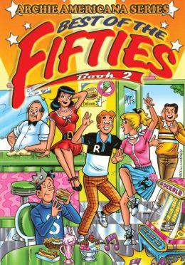 Archie Americana Series, Volume 7: Best of the Fifties, Book 2