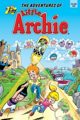 The Adventures of Little Archie, Volume 1