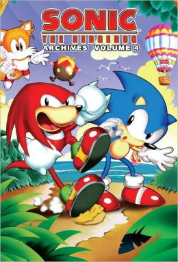 Sonic the Hedgehog Archives, Volume 4