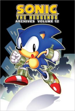 Sonic the Hedgehog Archives, Volume 12
