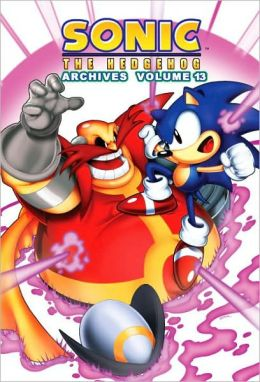 Sonic the Hedgehog Archives, Volume 13