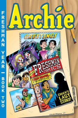 Archie Freshman Year Book 2