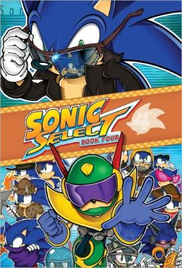 Sonic Select 4: Zone Wars
