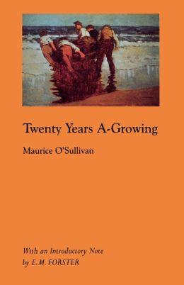 Twenty Years A-Growing
