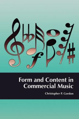 Form And Content In Commercial Music
