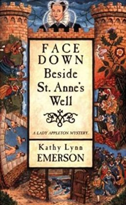 Face Down beside St. Anne's Well (Lady Appleton Series #9)