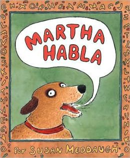Martha Habla (Martha Speaks)