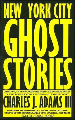 New York City Ghost Stories