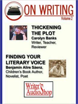 On Writing, Volume 2