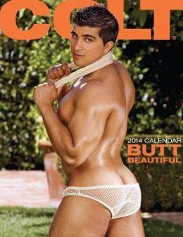 Colt Butt Beautiful Calendar