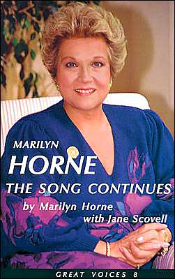 Marilyn Horne: The Song Continues