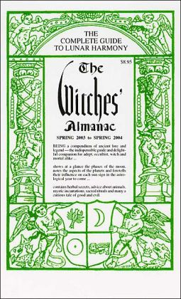Witches' Almanac 2003