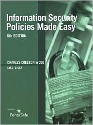 Information Security Policies Made Easy Version 8