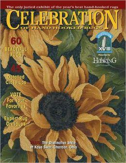 Celebration of Hand-Hooked Rugs XVIII