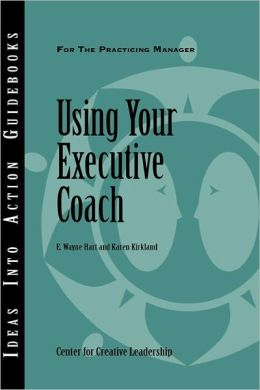 Using Your Executive Coach