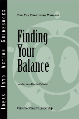 Finding Your Balance