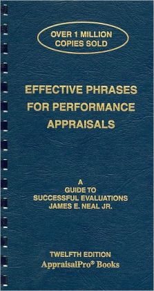 Effective Phrases for Performance Appraisals: A Guide to Successful Evaluations
