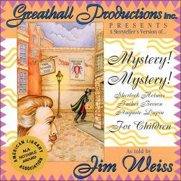 Mystery! Mystery! for Children: Sherlock Holmes, Father Brown, Auguste Dupin