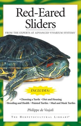 Red-Eared Sliders : From the Experts at Advanced Vivarium Systems