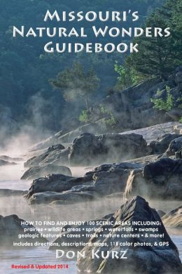 Missouri's Natural Wonders Guidebook