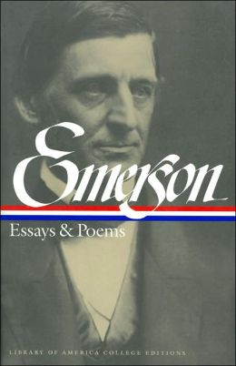 Essays: First Series (1841) - Ralph Waldo Emerson Texts