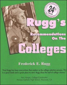Rugg's Recommendations on the Colleges