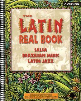 Latin Real Book - C Edition