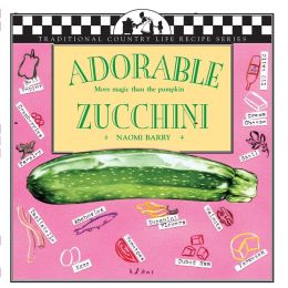 Adorable Zucchini: More Magic than the Pumpkin