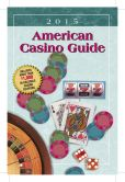 Book Cover Image. Title: American Casino Guide 2015 edition, Author: Steve Bourie