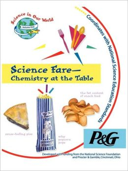 Science Fare-Chemistry At The Table