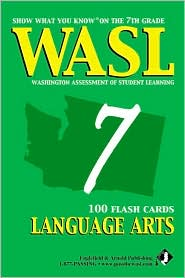 Show What You Know on the 7th Grade WASL: Language Arts Flash Cards