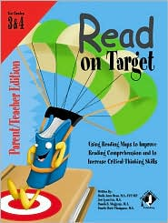 Read on Target for Grades 3/4 Parent/Teacher Edition