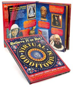 Ripley's Believe It or Not! Virtual Odditorium: The Greatest Oddity Show On Earth!