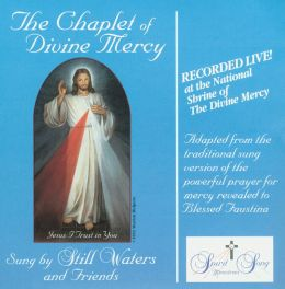 Chaplet of Divine Mercy (Sung) CD