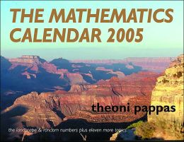2005 Mathematics Wall Calendar