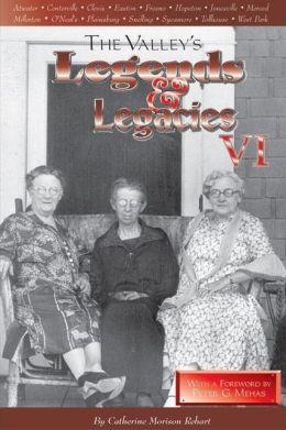 Valley's Legends & Legacies Volume 6