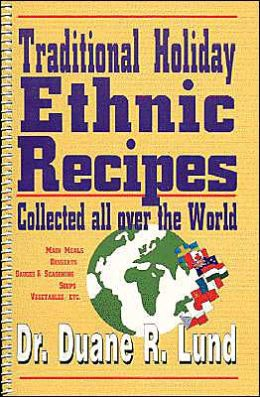 Traditional Holiday Ethnic Recipes