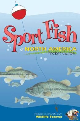 Sport Fish of North America Pocket Guide
